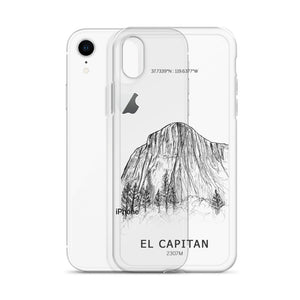 El Capitan iPhone Case