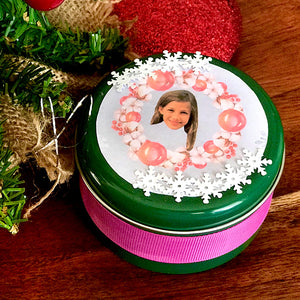 Personalized Candle – 12 Crafts of Giftwrap