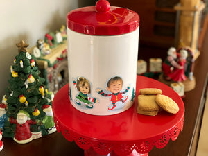 Personalized Cookie Jar – 12 Crafts of Giftwrap