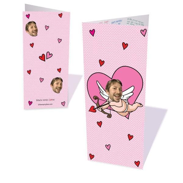 cupid gift wrap