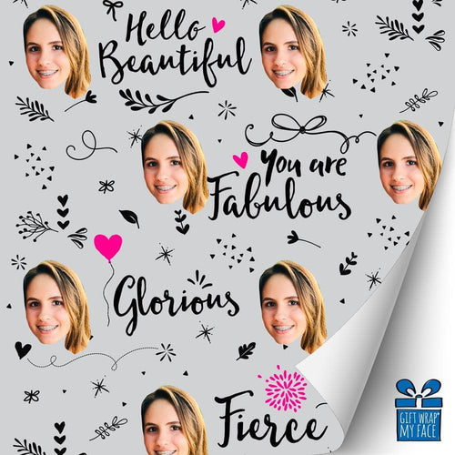 You Are Fabulous Gift Wrap