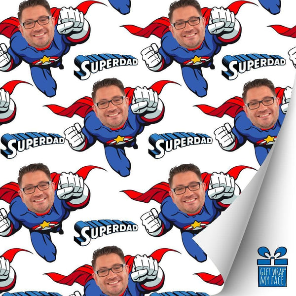 superdad gift wrap