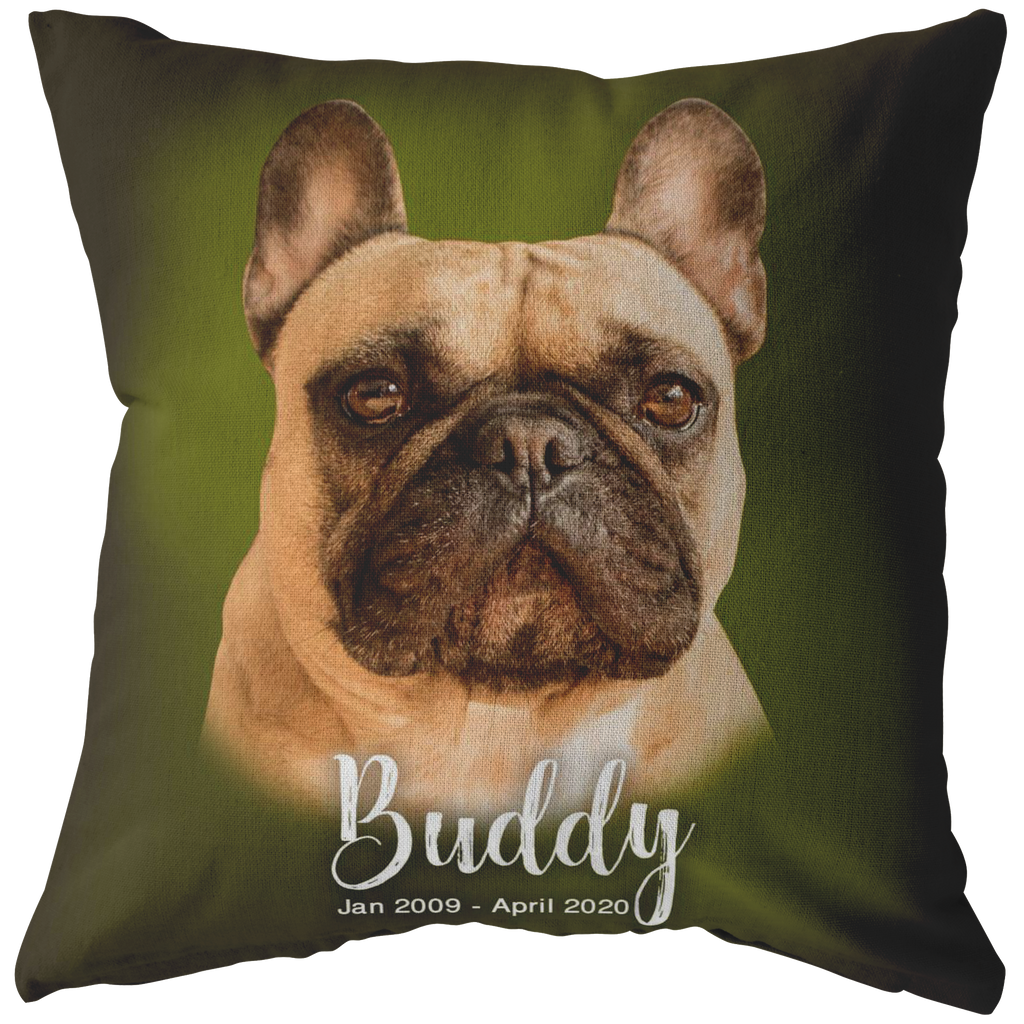 Pet Memorial Pillow