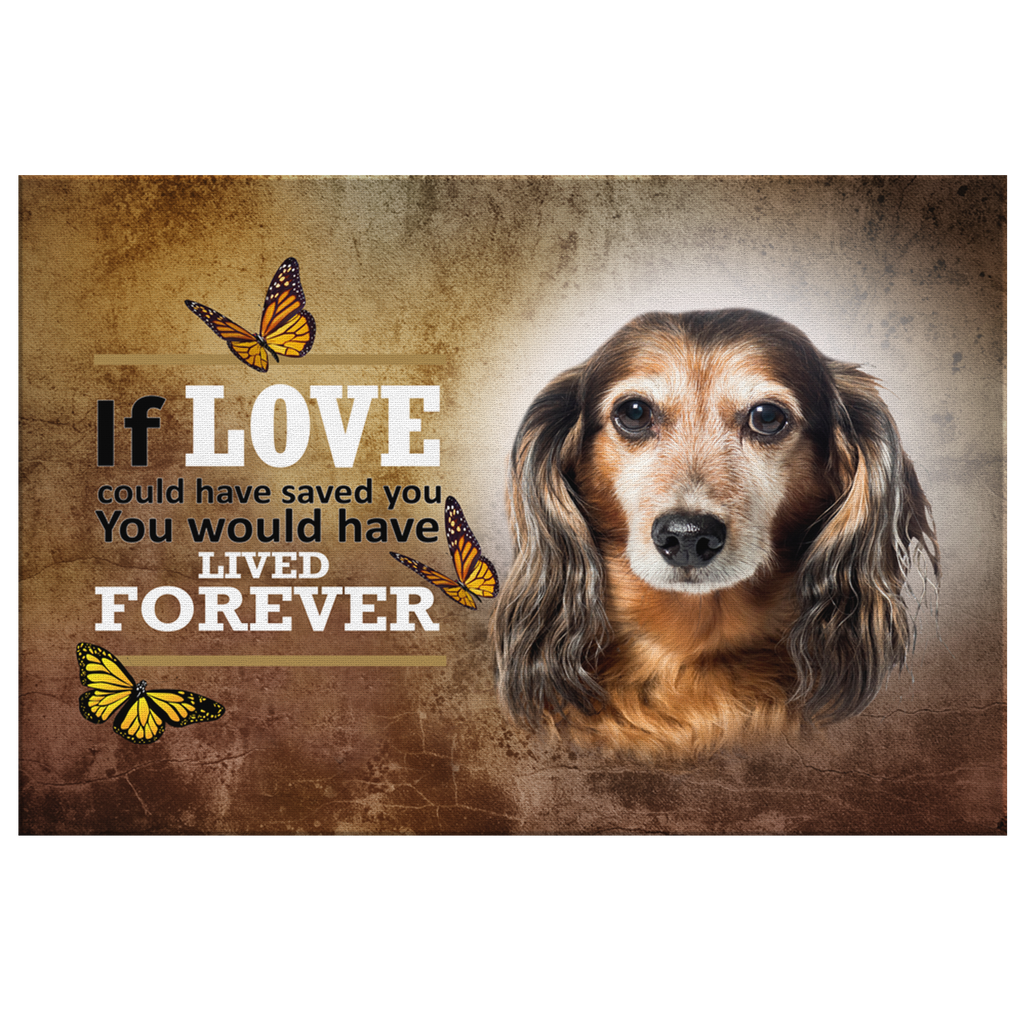 If Love Could Have Saved You | Custom Wall Art