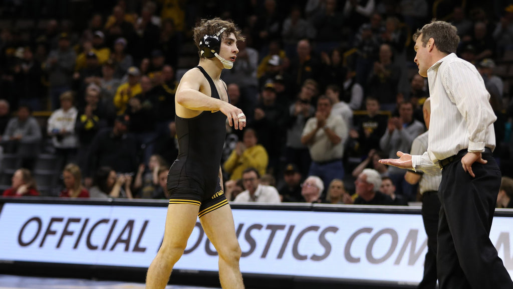 Biggest Matches In Iowa Hawkeyes and Oklahoma State Cowboys Wrestling Showdown