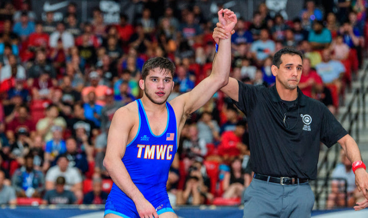 2019 Senior Men's Freestyle World Team Trial Qualifiers After US Open