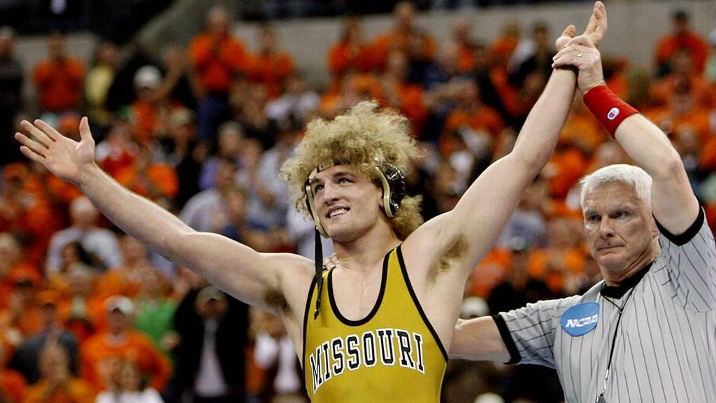 Ben Askren's Wrestling Highlights