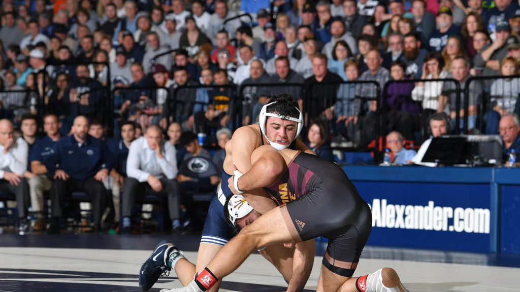 Every Undefeated D1 Wrestler Going Into Conference Championships