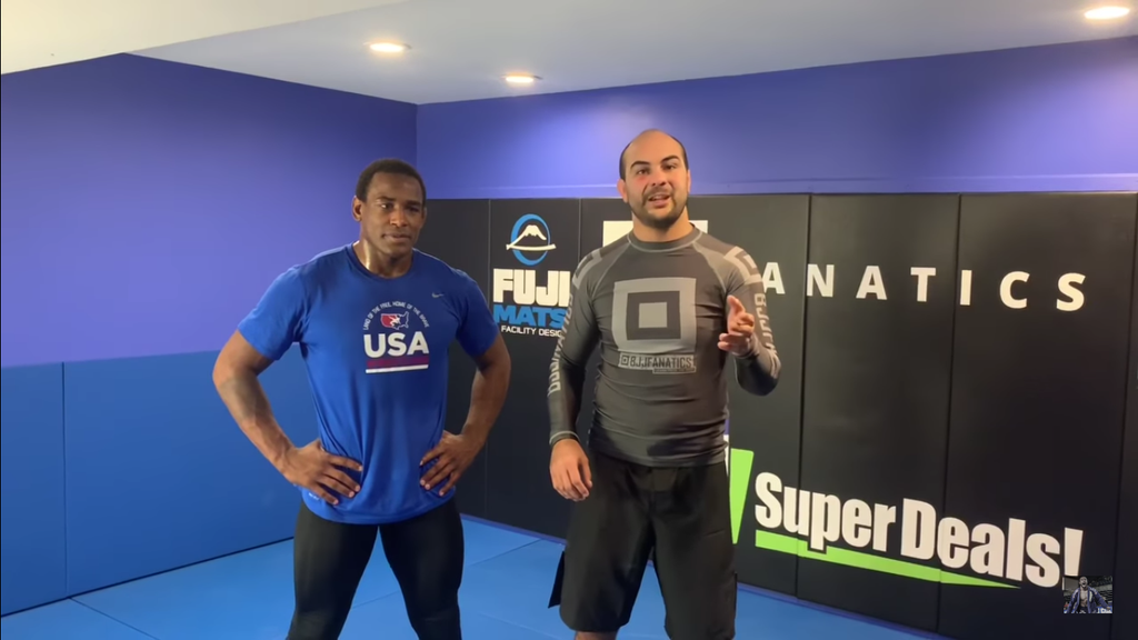 J'den Cox Teaches The Wrestling Community Sign Language