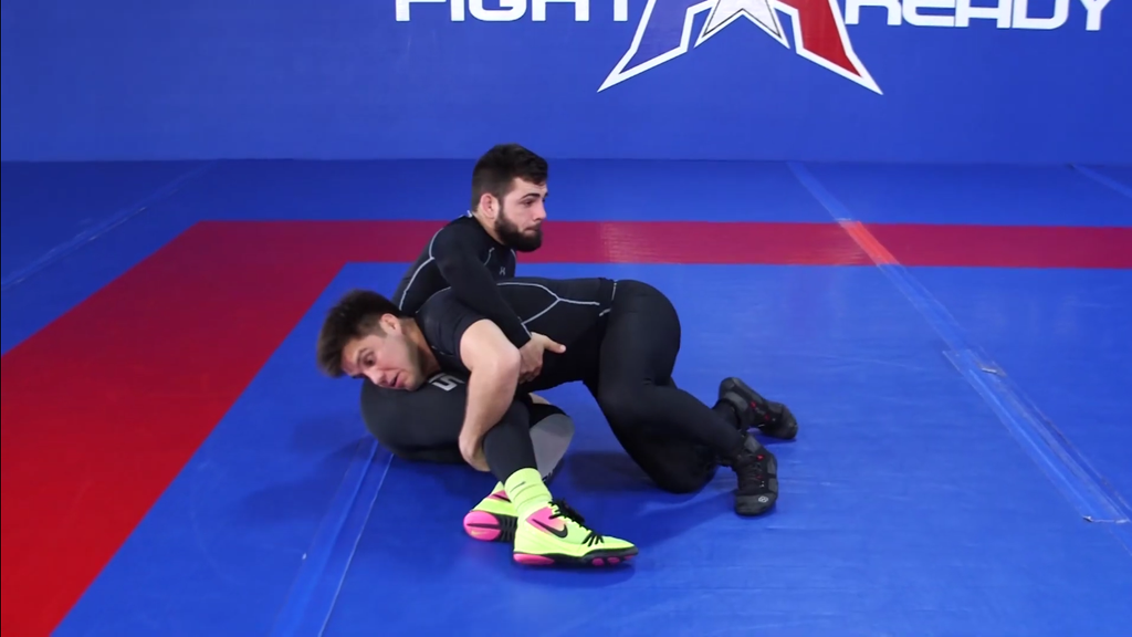 Double Leg To Turk Finish With Henry Cejudo