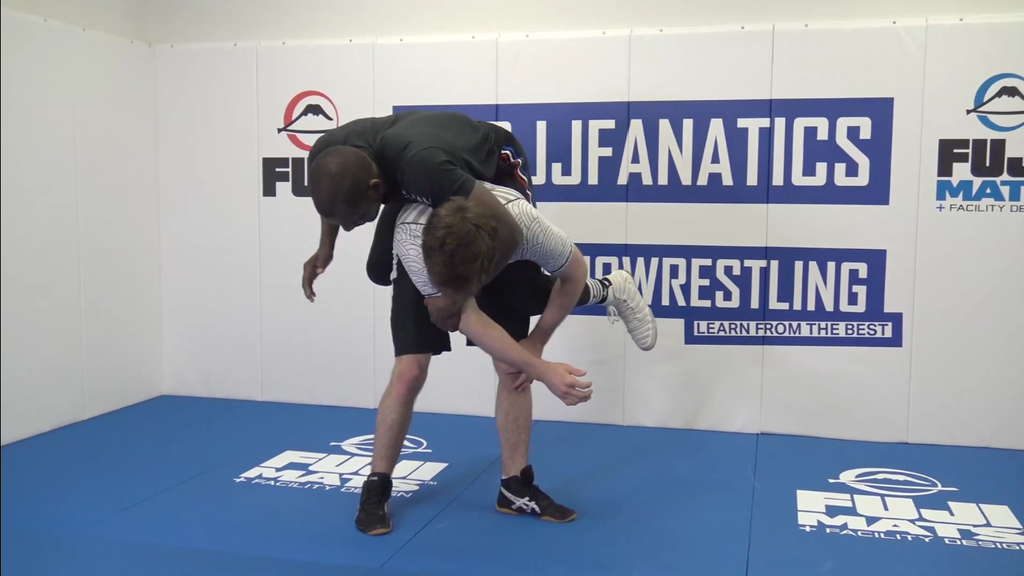 Learn the Drop Cradle with Ed Ruth