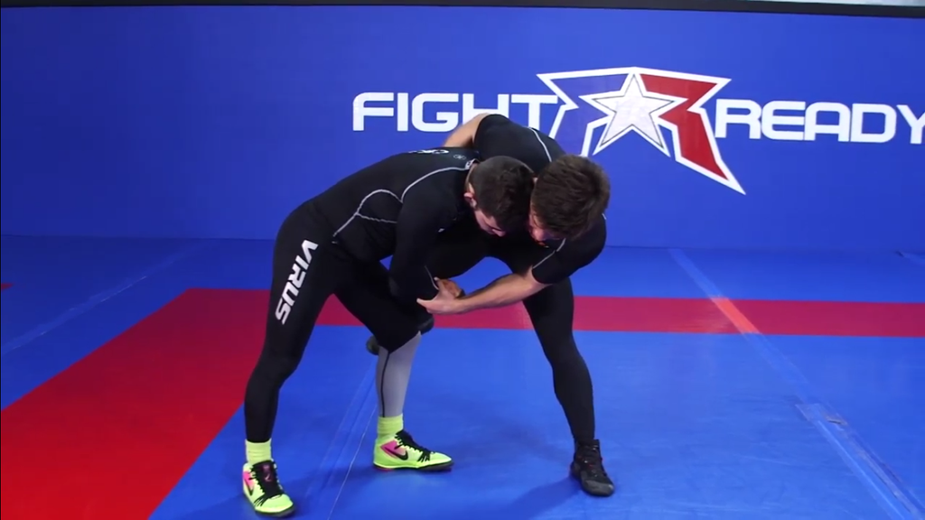 Adapting Your Wrestling For MMA - Setting Up Shots