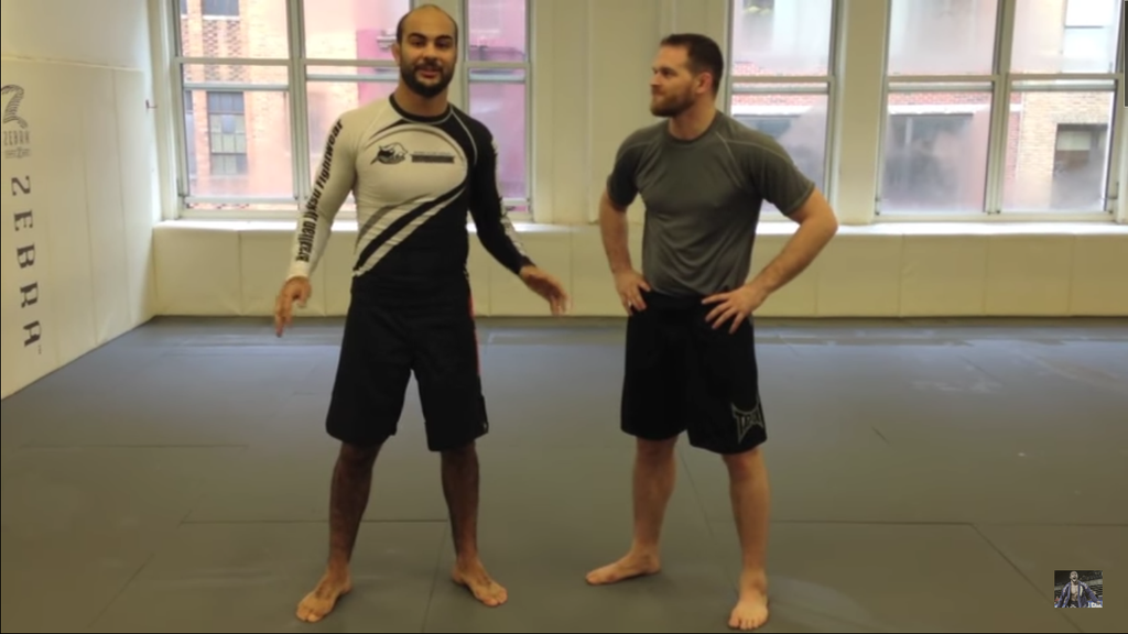 How to Defend the Double Leg by Hudson Taylor