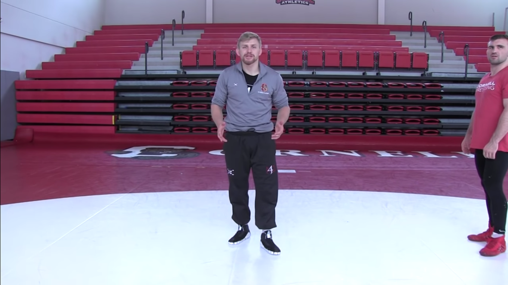 The Science of Stopping the Double Leg with Kyle Dake