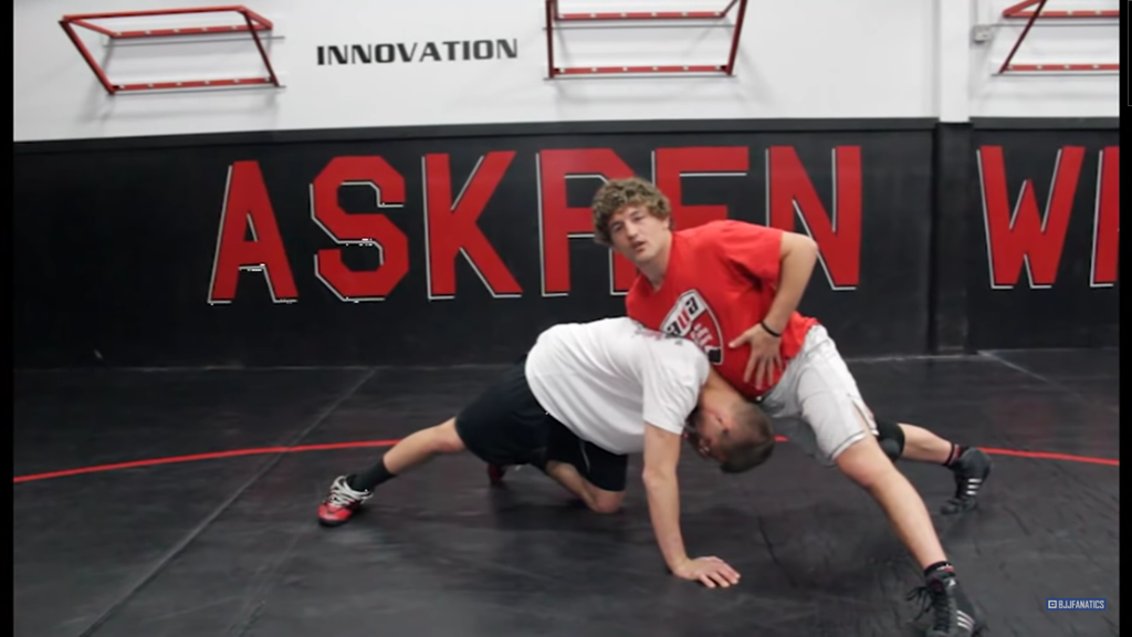 Hit a Funky Sprawl with Ben Askren