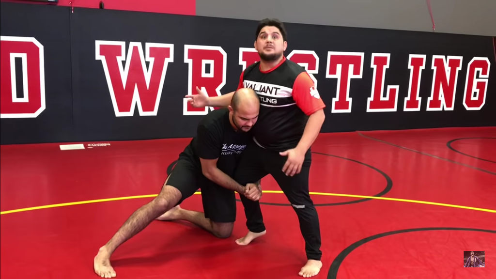 How to Defend the Single Leg Against a Bigger Opponent by Angel Cejudo
