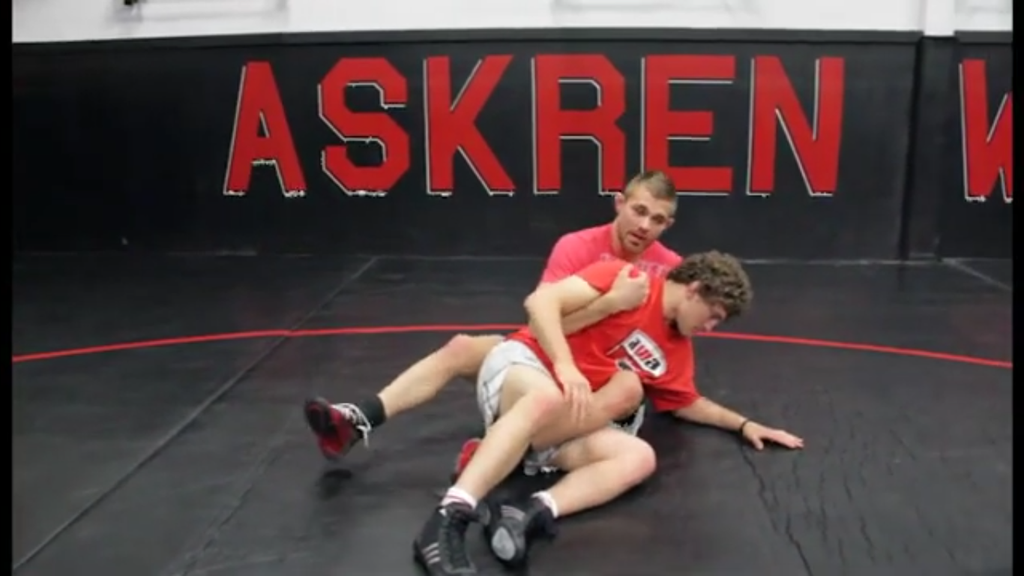 Riding Legs With Ben and Max Askren: Four Moves You Need To Know
