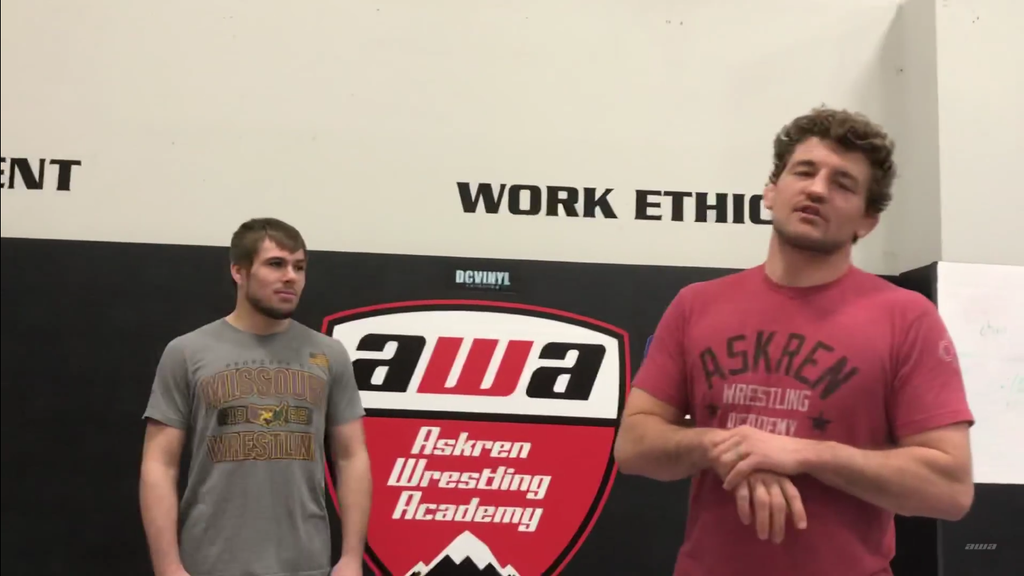 Dominate Your Opponent In The Seatbelt Position: Four Moves With Ben Askren