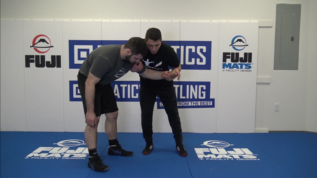Three Awesome Takedowns From A Two On One With Georgi Ivanov