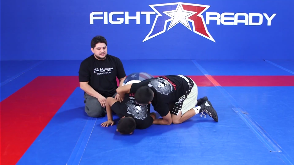 Top Wrestling Fundamentals with Angel Cejudo