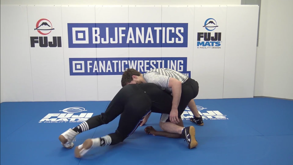 How To Get Takedowns On An Opponent With A Good Sprawl And Heavy Hips