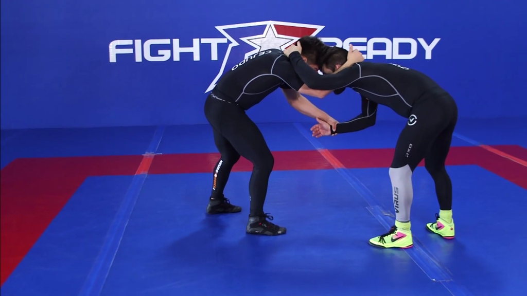 Move Your Opponent with Henry Cejudo