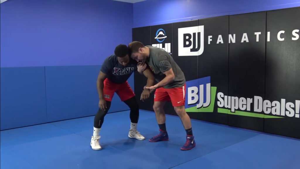 Five Great Takedowns For Bigger Wrestlers