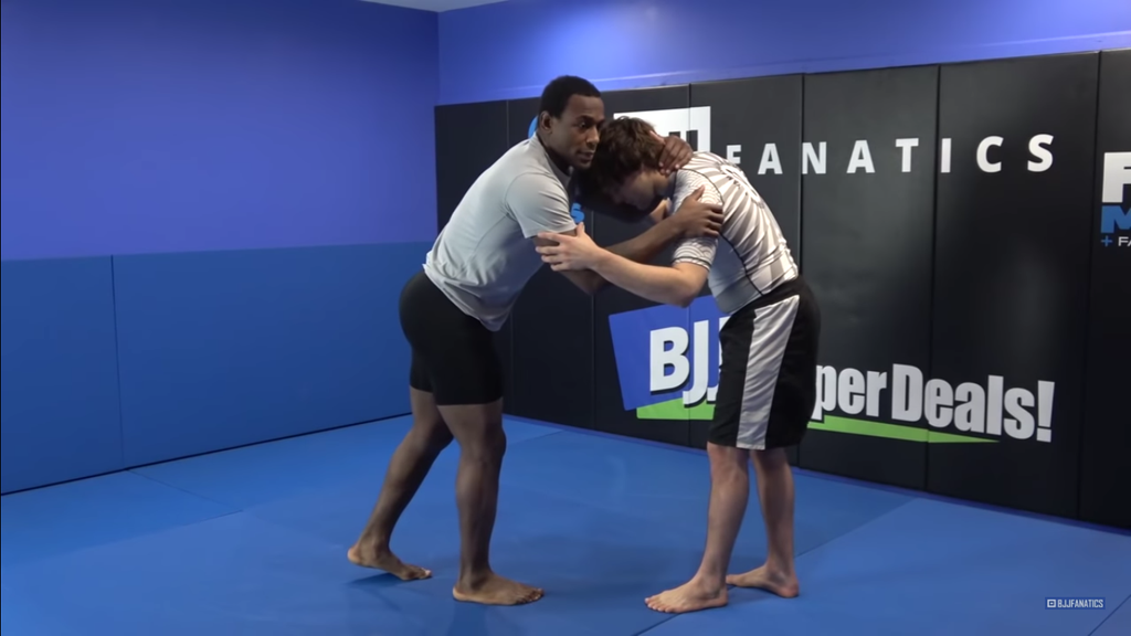 Hit the Double Leg Takedown with J'Den Cox