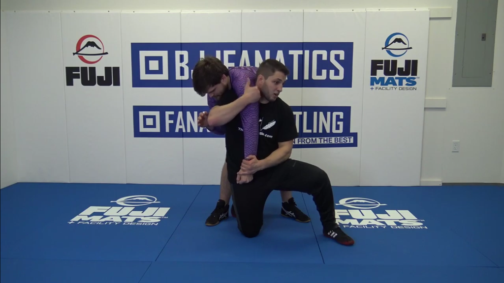 Russian Tie Takedowns With Olympian Georgi Ivanov