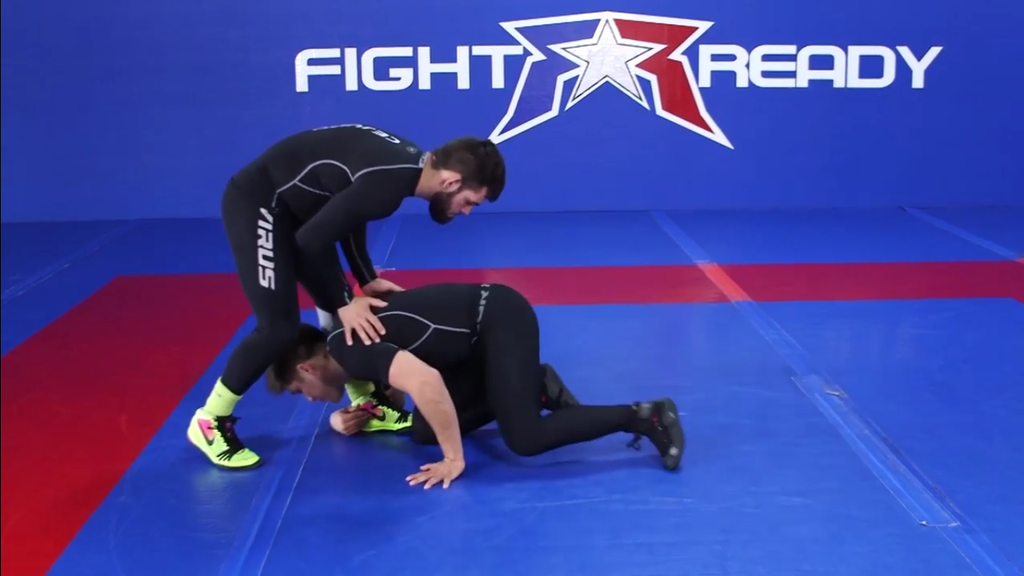Three Takedowns For Beginners