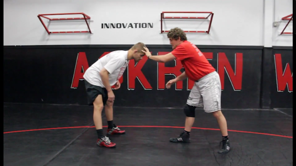Five Ways To Set Up A Double Leg