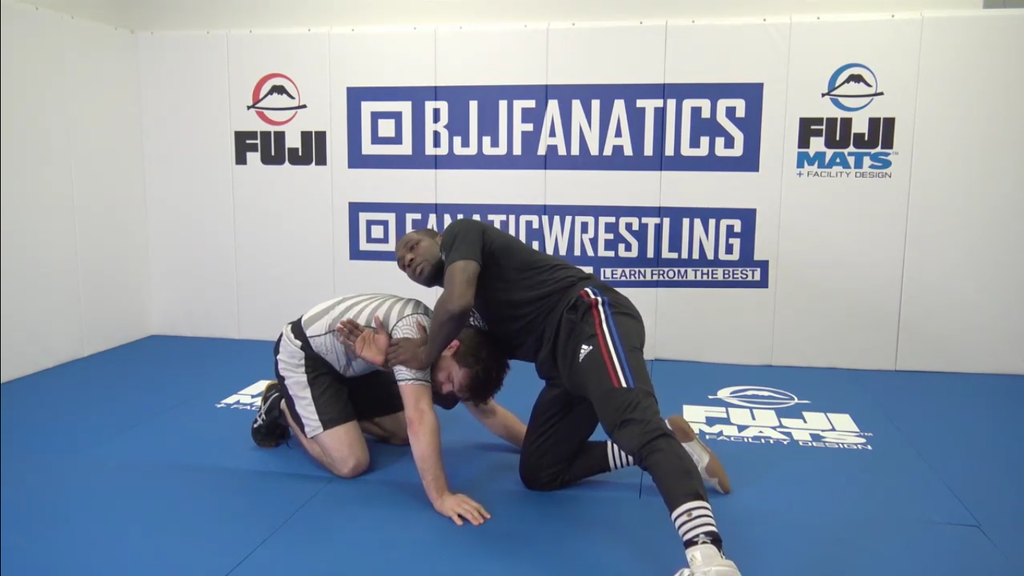Dominate Your Opponent With Front Headlocks