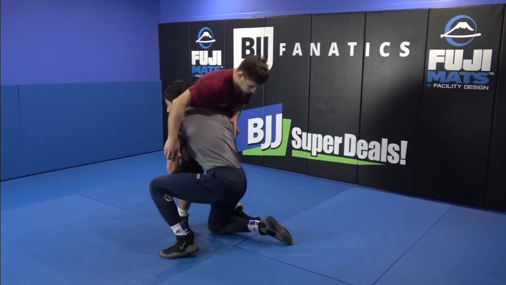 Six Types Of Double Legs All Wrestlers Should Know