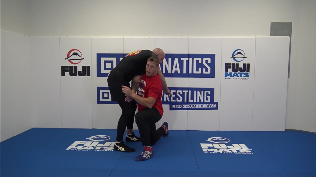 Learn the 2-on-1 Lunge Step with Adam Wheeler