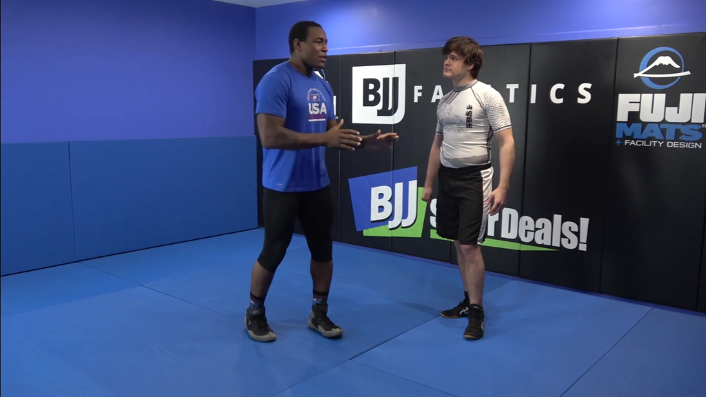 Control the Distance with J'Den Cox