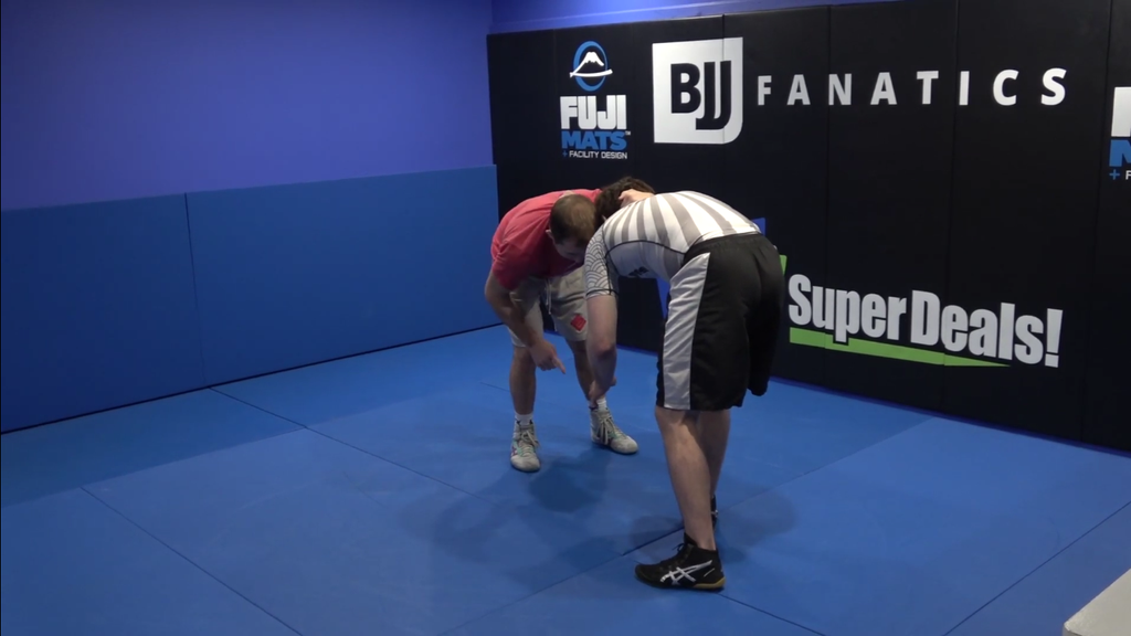 The Best Ties For Scoring Takedowns