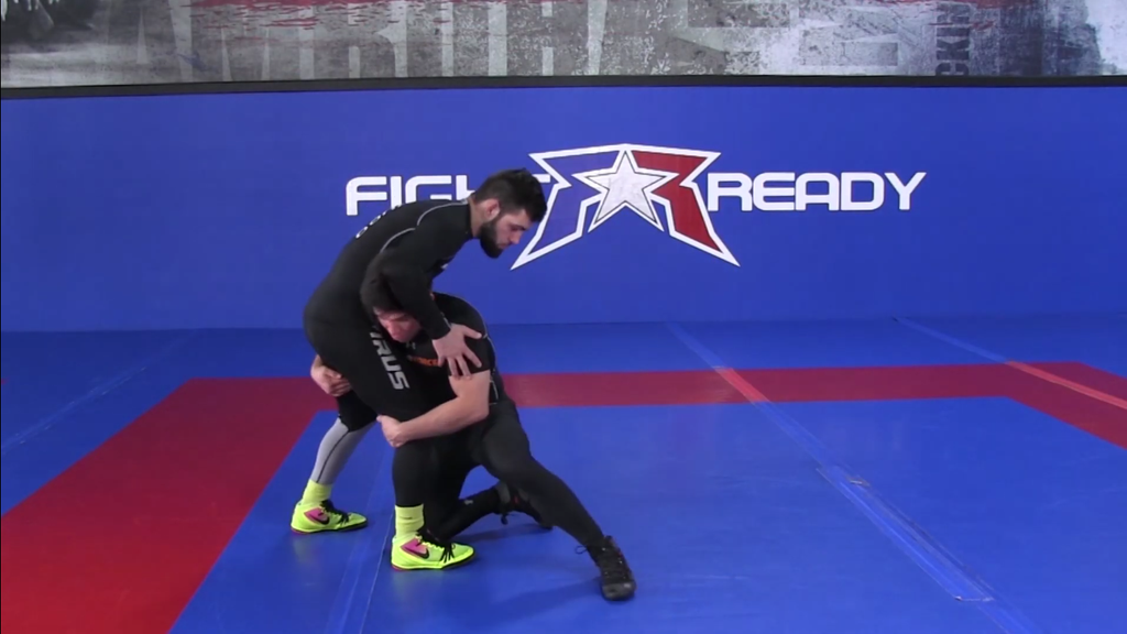 Double Leg Tips with Henry Cejudo