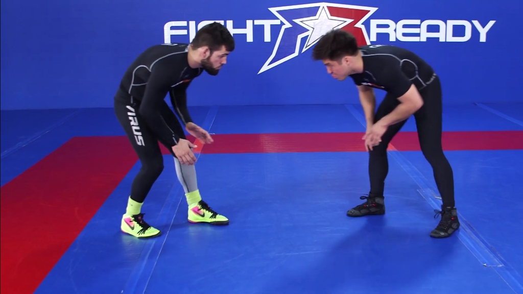 Gold Medal Takedowns With Henry Cejudo