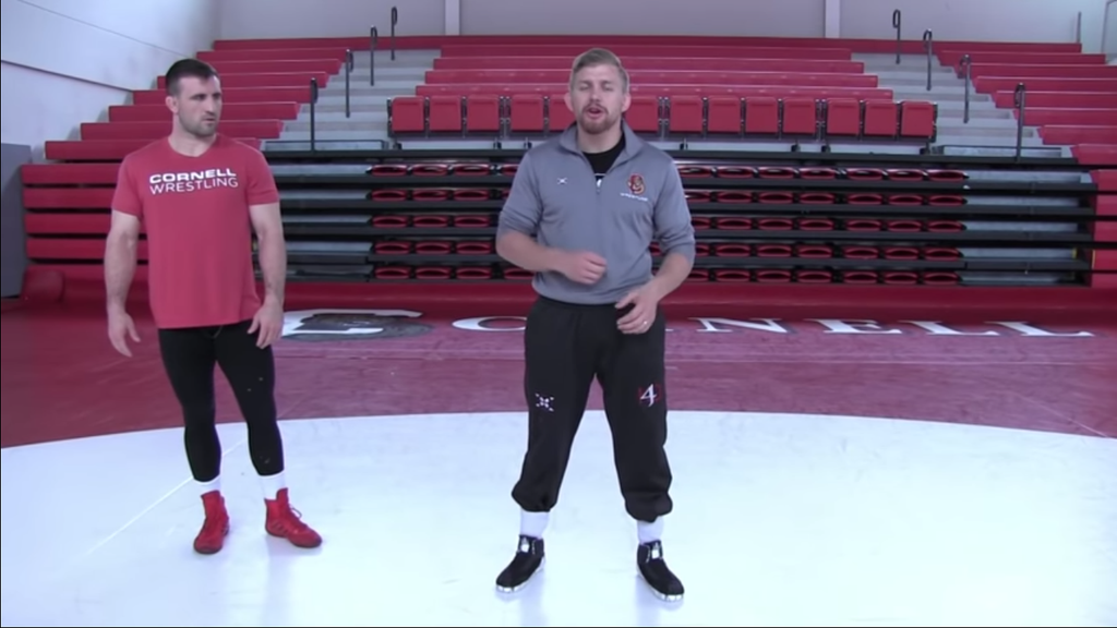 Improve Your Defense With Two Time World Champion Kyle Dake