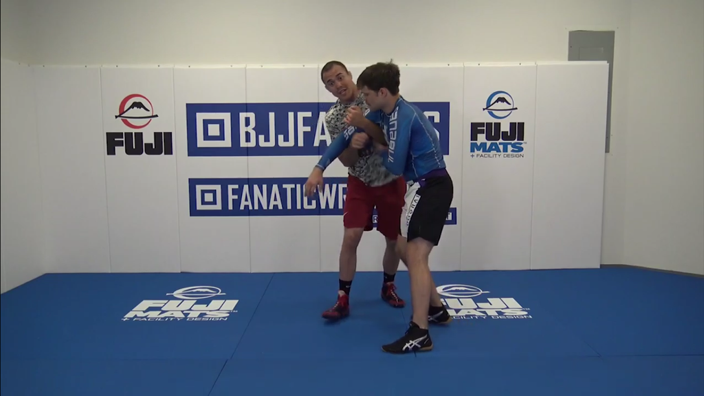 Three Awesome Takedowns With Nick Heflin