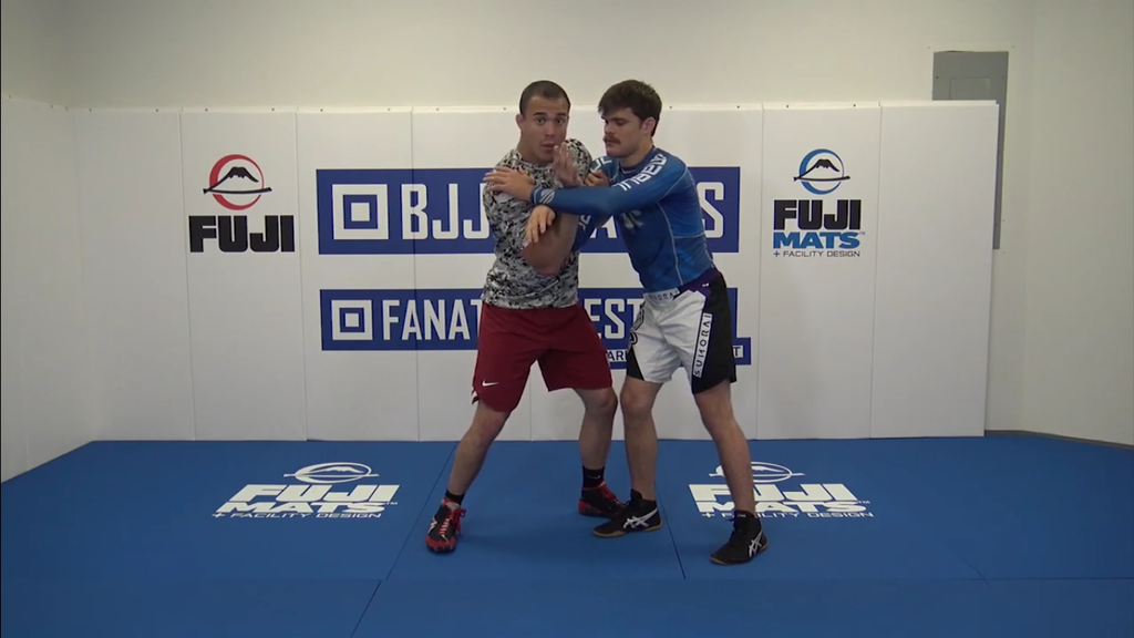 Learn the 2-on-1 Tie to Arm Drag From Nick Heflin