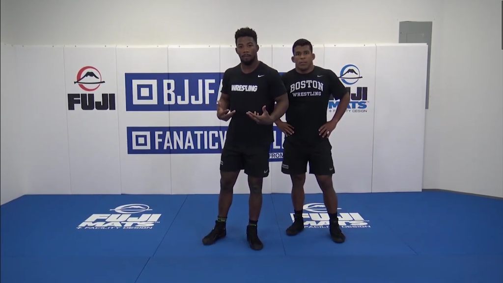 Improve Your Stance and Movement with Frank Chamizo