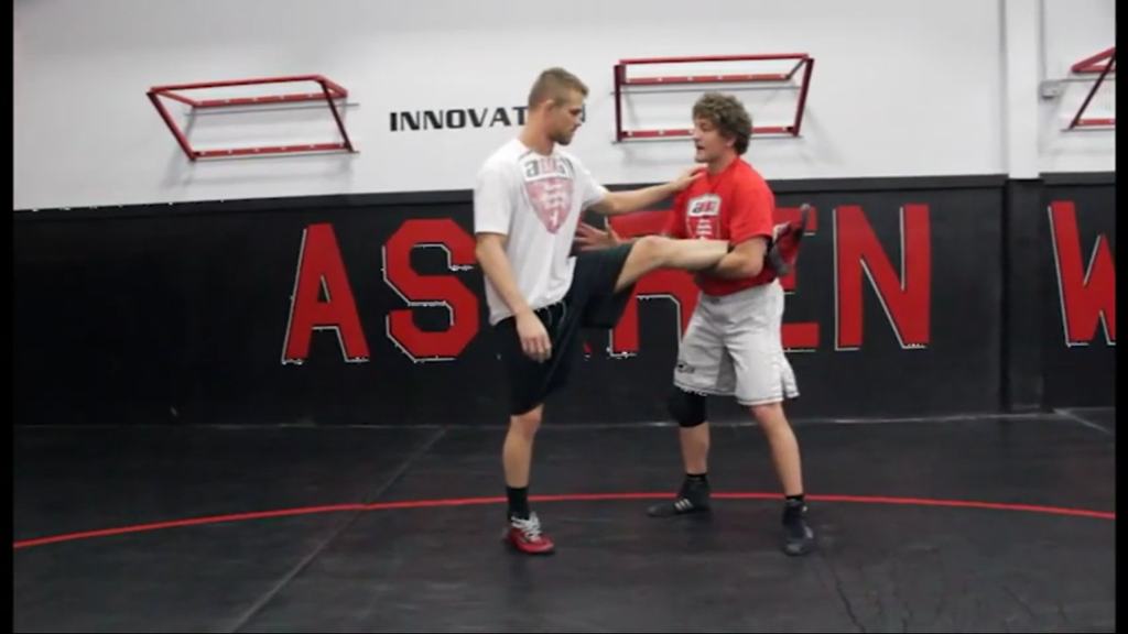 Single Leg Finishes With Ben Askren