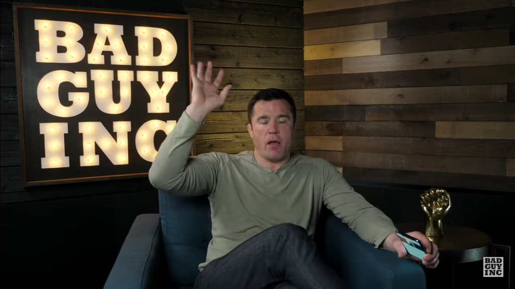 Let Chael Sonnen Get You PUMPED For UFC 244