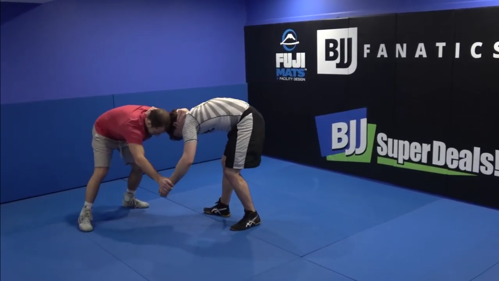 Two Top-Tier Takedowns With Logan Stieber