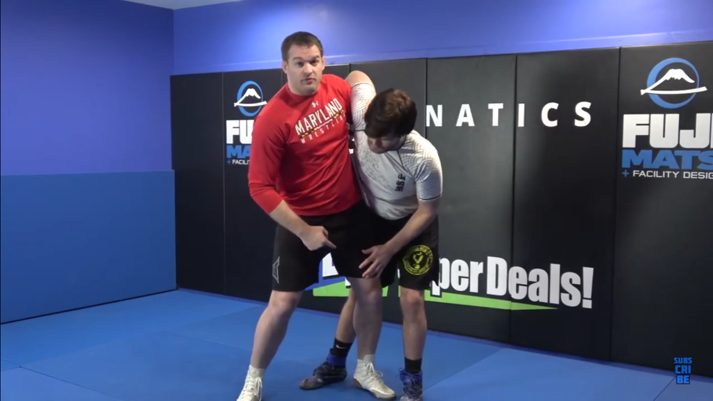 Upper Body Wrestling Strategies With Hudson Taylor