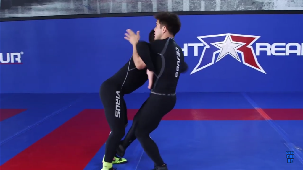Mandatory Mechanics of Movement with Henry Cejudo