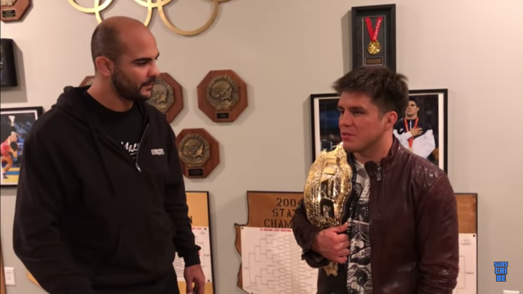 MMA News: Henry Cejudo To Relinquish Flyweight Title