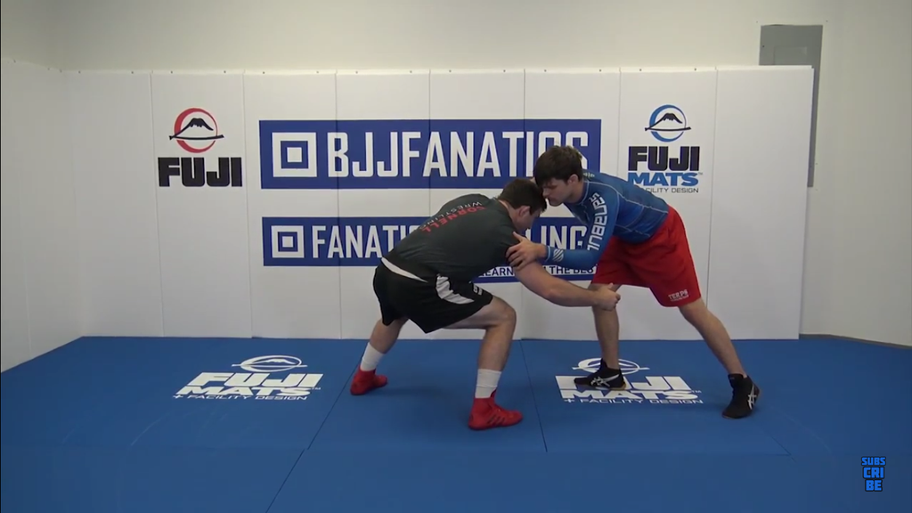 Find More Opportunities For The Underhook With Gabe Dean