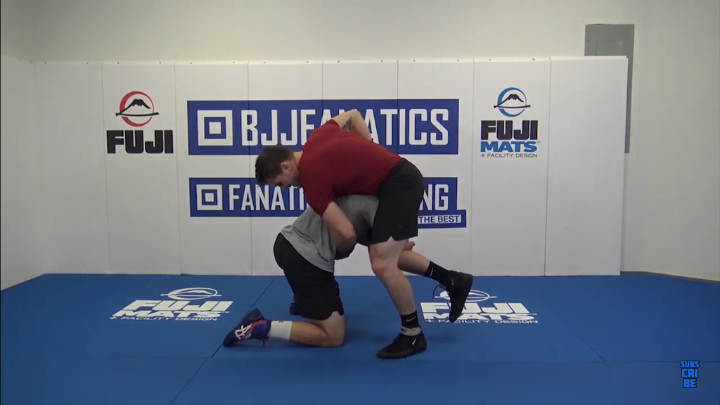 Takedown Defense Tips With Vic Avery